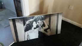 Dirty dancing canvas