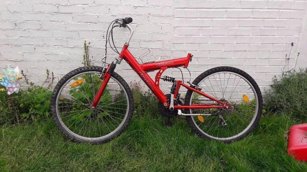 **GILLIE**BICYCLE**BIKE**FULLY RIDEABLE**