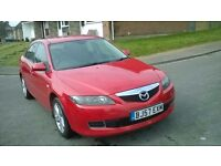 2007 Mazda 6 2.0 D Cambelt changed, fresh service