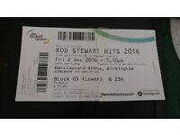 Rod Stewart Hits 2016 - Fri 2nd Dec Birmingham