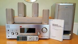 Sony STR-DB790 Amplifier Reciever with Speakers