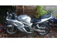 Suzuki Sv 650 S (swap for motorbike)