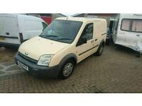 FORD TRANSIT CONNECT 53REG PX SWAP ANYTHING