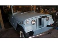 Jeepster commander