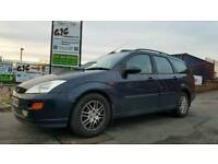 2002 FORD FOCUS GHIA ESTATE **SERVICE HISTORY, CAMBELT CHANGE** CURRENT MOT... READY TO DRIVE AWAY!!