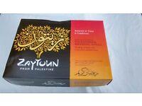 Zaytoun Medjoul Palestinian Large/Jumbo Dates Premium Quality 5KG FRESH PRODUCE NEW SEALED