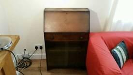 Vintage bureau style writing desk.