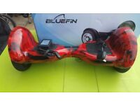 Hoverboard The Bluefin 10″ swegway