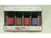 Gel Effect Nail Polish Set