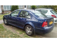 VW Bora 1.9tdi Highline