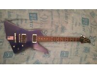 Ibanez Destroyer DTX120 Electric Guitar Blue