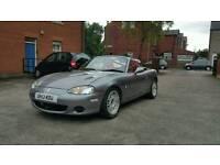 Mazda mx5 eunos roadster track car