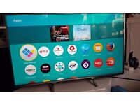 PANASONIC VIERA 50-inch 50DX700B Smart 4K UHD LED TV, 800Hz, built in Wifi,Freeview
