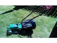 Qualtcast electric mower