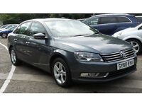 2011 60 VOLKSWAGEN PASSAT 1.6 S TDI BLUEMOTION TECHNOLOGY 4d 104 BHP*FINANCE AVAILABLE*