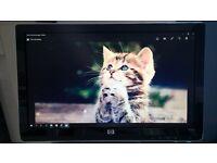 """HP 2010i HD TFT 20"""" Monitor"""