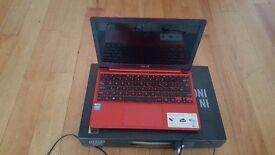 ASUS EeeBook X205TA laptop, win 10, Boxed
