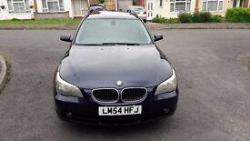BMW 525i Touring/ Estate Petrol Automatic