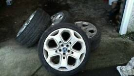 Ford Mondeo mk4 18 inch alloys