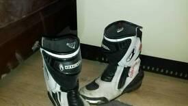 Richa motorcycle boots