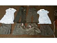 Girls School M&S Uniform new and Used