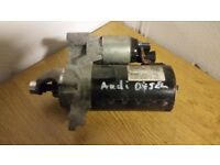 AUDI A4 2012-2015 STARTER MOTOR 2.0 TDI (NYM GEARBOX)(CAGA ENGINE)
