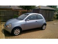 Ford Ka Collection 2005 Blue 1.3 Petrol Low Millage for Age - 59500