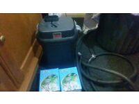 Fluval 305 external canister filter