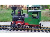 G gauge garden railway model train set job lot huge amount of track