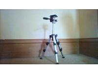 Kenlock 2000 SQ Mini Metal Extendable Tripod for camera & lighting SLR DSLR