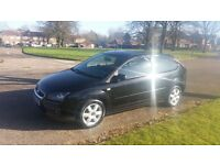 2007 (07) Ford Focus Zetec Climate 1.8 Petrol Manual ONLY 46k Miles , Long MOT, MUST SEE
