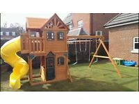 Solowave Clarington Playcentre from Costco