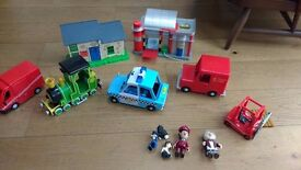 Postman Pat toy set