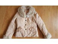Nice women`s coat good condition