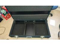 Flight case for 2x cdj's and mixer