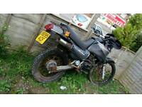 Spare or repairs honda nx125