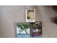 Various transport books