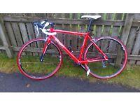 Btwin Triban 3 Road Bike 54cm (medium)