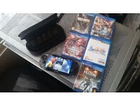 PS Vita excellent condition + 8gb card