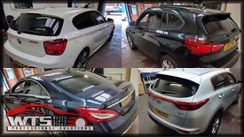 Professional Car Window Tinting South East London