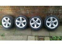 BMW alloy wheels, alloys