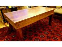 Quality wooden coffee table in perfect condition