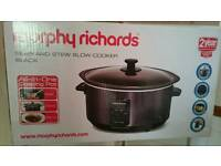 Morphy Richards Slow Cooker brand new in box