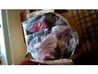 Wholesale / Joblot 16 pairs of Cotton Traders Fur Winter Ladies Boots - Mixed Sizes and Colours