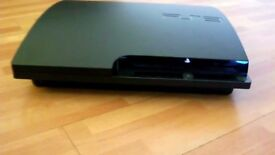 **PERFECT XMAS GIFT** PS3 Slim 320 GB in Perfect condition + 15 games