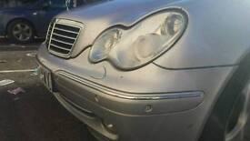 Mercedes c270 avangard