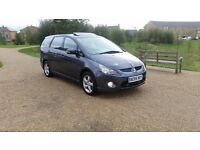 2006 Mitsubishi Grandis 2.0 DI-D Equippe 5dr 7 seater DIESEL IDEAL FAMILY CAR WITH LOTS OF COMFORT