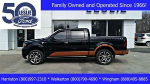 2008 Ford F-150 Harley Davidson   Leather   Moonroof