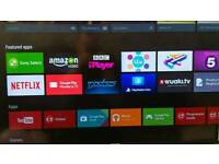 Sony Android tv 4k ultra HD 43XD8099