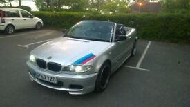 BMW 330 CI Convertible facelift! Swap?